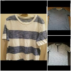 3 Old Navy T-shirts